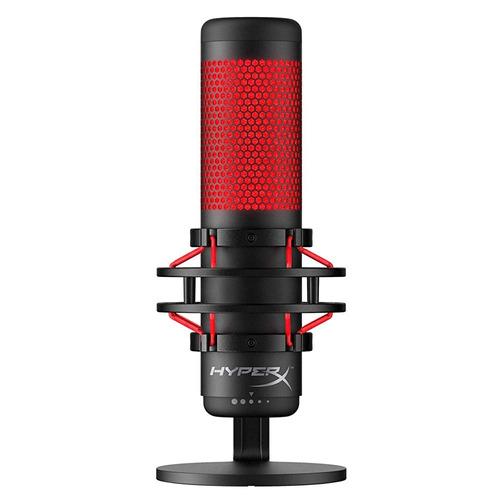 Hyperx Quadcast - Micrófono De Juego De Condensador Usb, Par