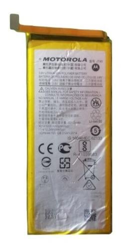 Bateria Motorola G6 Plus Jt40 3200 Mah 100% Garantía