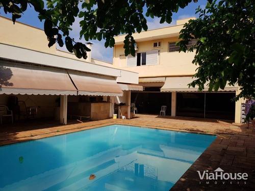 Sobrado Com 4 Dormitórios Para Alugar, 410 M² Por R$ 3.000,00/mês - Jardim Sumaré - Ribeirão Preto/sp - So0837