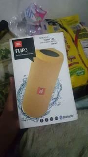 Jbl Flip 3 Bocina Portátil Bluetooth, Amarilla
