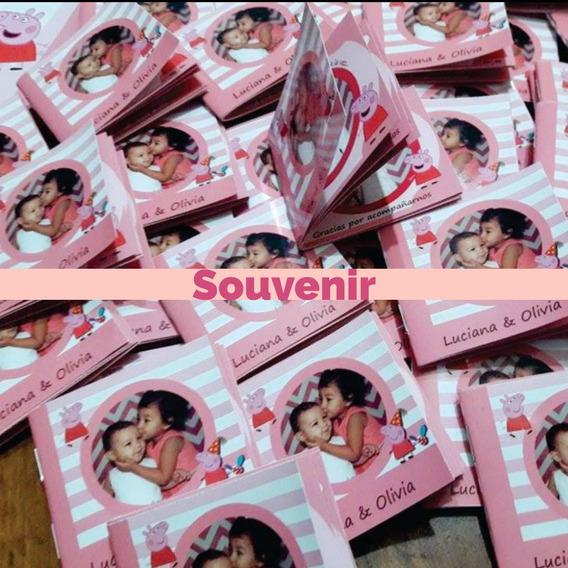 Souvenir Fotos Personalizado Original, 1er Añito, 15 Años