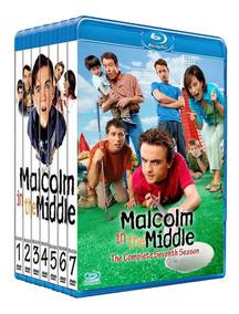 Malcolm El De Enmedio In The Middle Temporadas 1-7 Bluray Hd