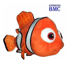 Nemo De Pelúcia Tamanho P Original Procurando Nemo Long Jump