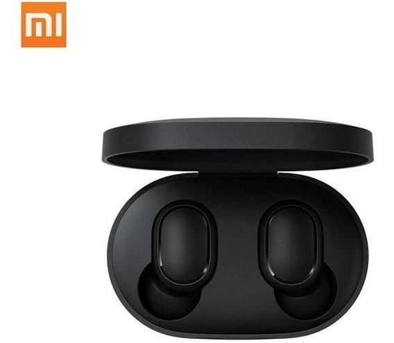Xiaomi Redmi Airdots Con Chips Bluetooth 5.0 Negro