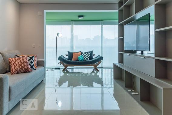 Apartamento Para Aluguel - Bela Vista, 1 Quarto, 50 - 892972592