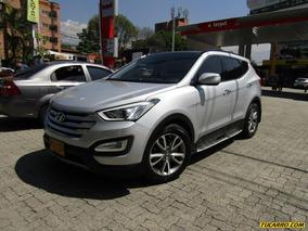 Hyundai Santa Fe Limited Gls