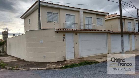 Casa Com 3 Dormitórios À Venda, 140 M² Por R$ 430.000 - Jardim Do Estádio - Itu/sp - Ca2286