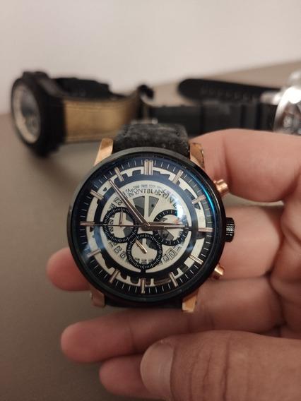 Relógio Montblanc Usado, Imperdível! Zerado