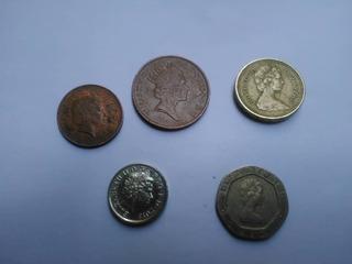 Moneda Elizabeth Ii Coleccion