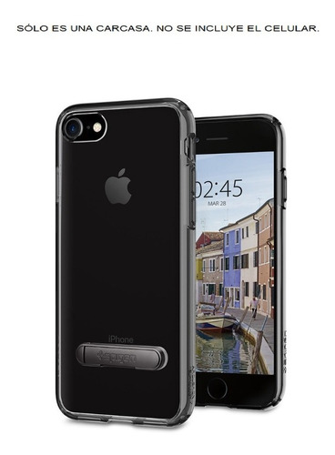 Apple iPhone 7 Plus 8 Plus Spigen Ultra Hybrid 2 Carcasa