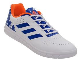 Tênis adidas Quicksport Jr Infantil Branco/azul 9170 Casual