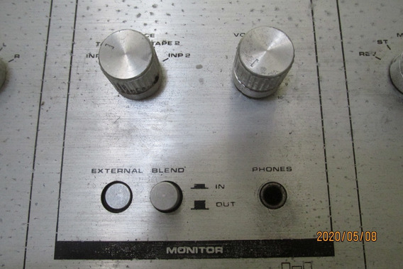Mixer Tonus Ic-3 Antigo.