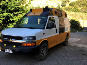 Chevrolet Express Cargo 6.6 Ambulancia