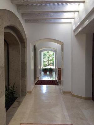 Majestuosa Residencia En Rancho San Francisco Álvaro Obregón