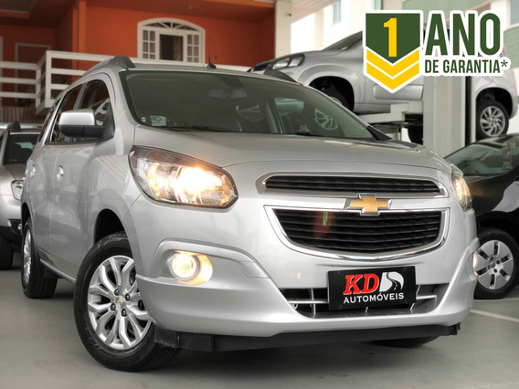 Chevrolet Spin 1.8 Ltz At 7 Lugares