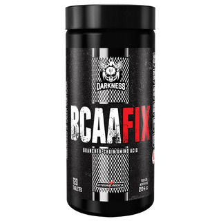 Bcaa Fix 120 Tabs Darkness Integral Médica