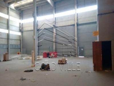 Galpão Industrial Para Locação, Vila Jaguara, São Paulo - Ga1499. - Ga1499 - 33873004