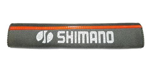 Imagem 1 de 3 de Protetor De Quadro Corrente Shimano Neopreme Bike Com Faixa