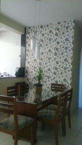 Ótimo Apartamento 03 Quartos Bairro Paquetá - 2539