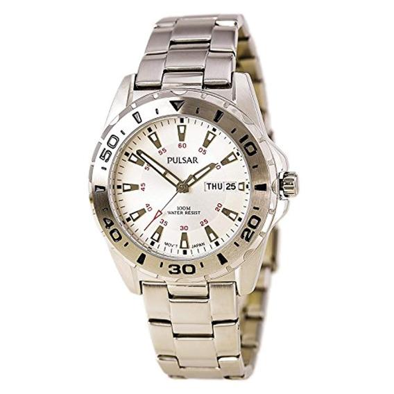 Pulsar Reloj De Cuarzo Para Hombre Pxn193x