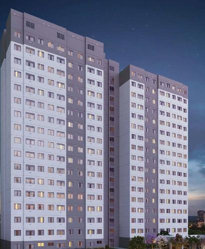 Imagem 1 de 21 de Apartamento Residencial Para Venda, Jardim Promissão, São Paulo - Ap9935. - Ap9935-inc