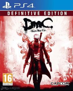 Dmc Devil May Cry Definitive Edition ~ Ps4 Digital Español