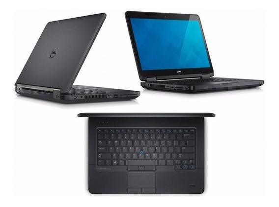 Notebook Dell Latitude Intel I5 4th Ger Mem 8gb Hd 500gb
