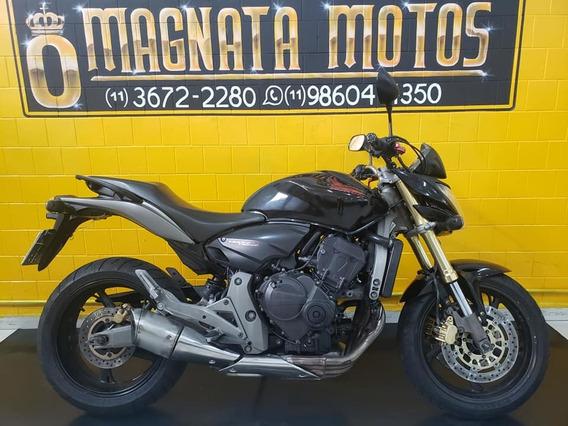 Honda Hornet - 2009 - Preta -km 22 000 Impecavel