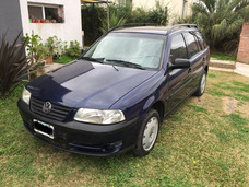 Volkswagen Gol Country 1era Mano Titular