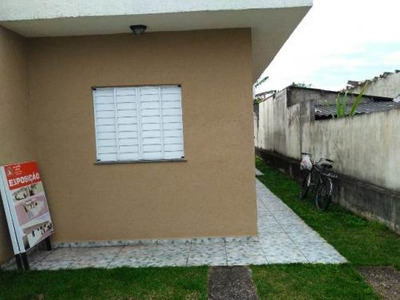 Casa No Bairro Bordignon, Em Itanhaém, Litoral Sul De Sp