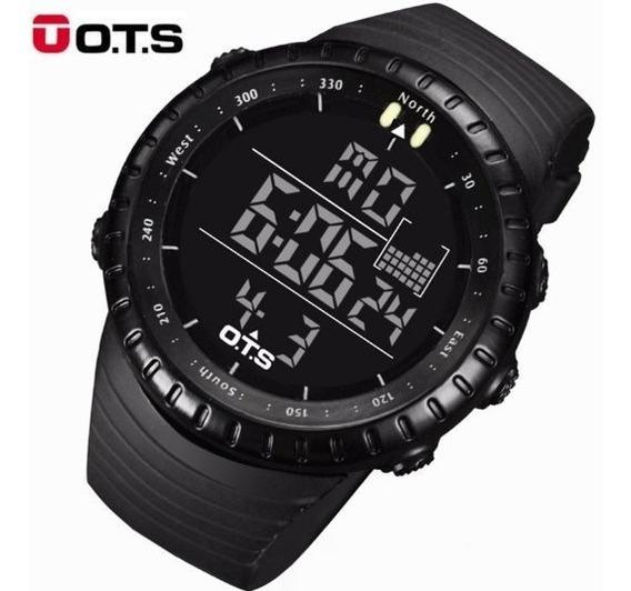 Relógio Digital Militar Ots Esportivo Masculino Promoção
