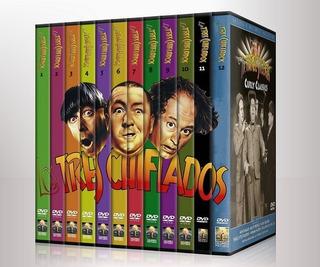 Los Tres Chiflados- Colección Especial