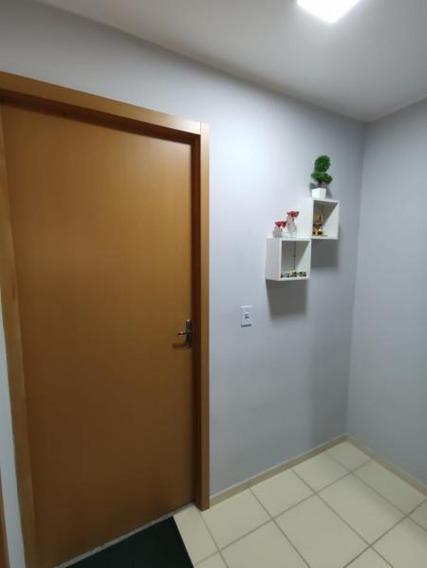Apartamento 2 Quartos Para Venda Em Ra Xvii Riacho Fundo, Riacho Fundo Ii, 2 Dormitórios, 1 Banheiro, 1 Vaga - 041