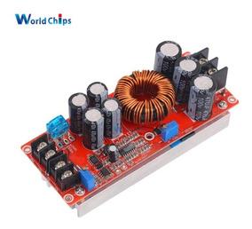 -2-conversor Boost Step-up Dc 1200w 20a / 8-60v Para 12-83v
