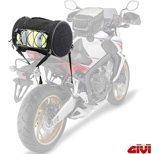 Bolsa Mochila Bagageiro Traseira Moto Givi Ea107b 33 Litros