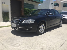 Audi A6 4.2 Security 355 Hptipt Quattro At Blindado Niv. 3