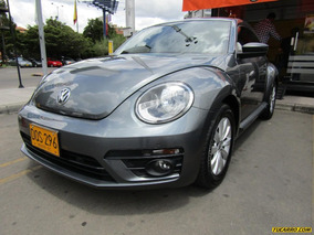 Volkswagen New Beetle Sport Mt 2500cc 2p Fe Ct