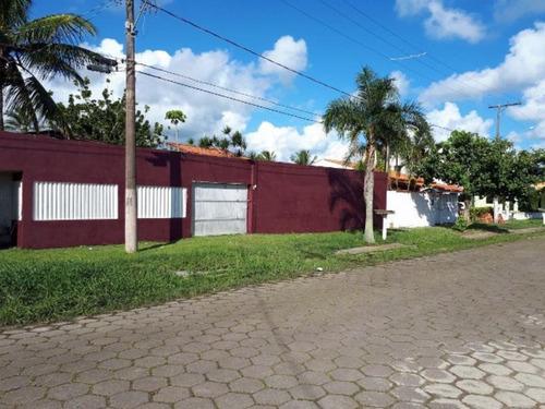 Bela Casa Com Edícula E Lado Praia Em Itanhaém - 3936 | Npc