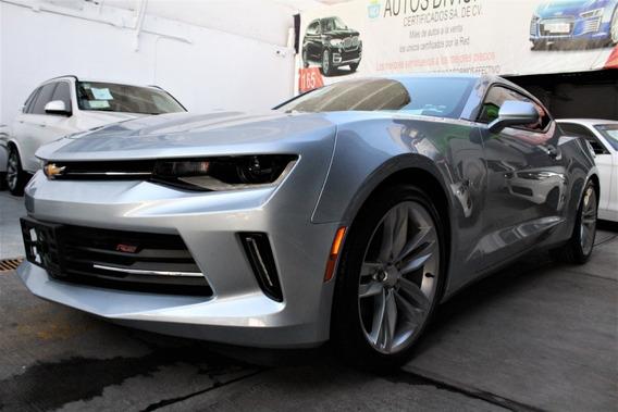 Chevrolet Camaro Rs V6 2018 Con 152 Kilometros