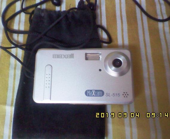 Camara Digital Maxell 5.0 Mp
