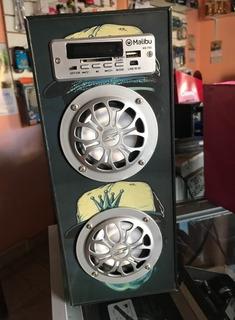 Parlante Portable Speaker Malibu