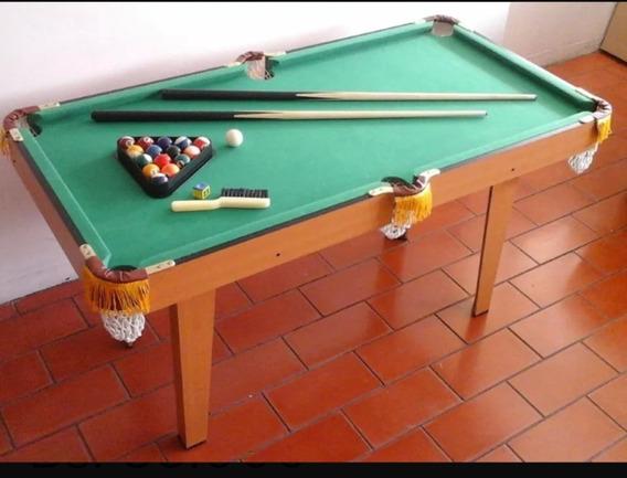 Juguete Niño Mesa Pool Grande Jeidy Toys Profesional Juego