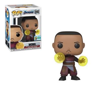 Funko Pop! Marvel Av. Endgame - Wong (40169) (493)