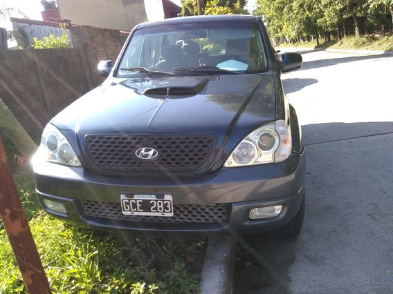 Hyundai Terracan 2.9 Crdi Mt 2006