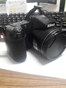 Câmera Semiprofissional Nikon