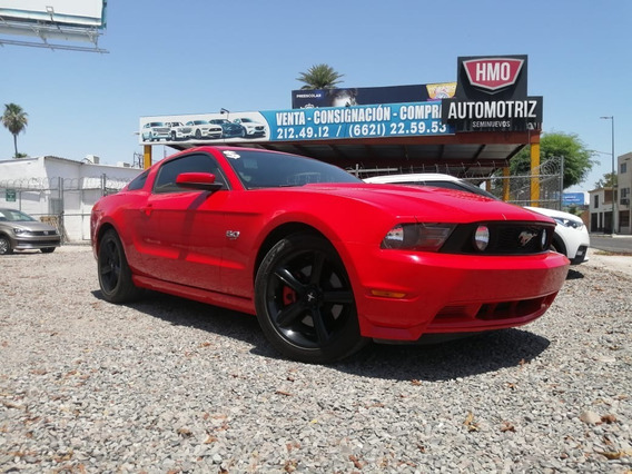 Ford Mustang Gt 5.0 2011