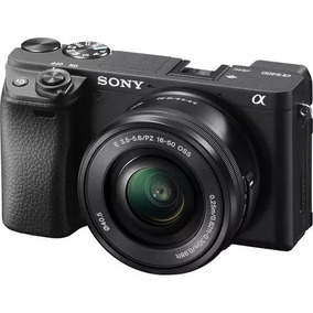 Câmera Sony Alpha A6400 C/16-50 C/ N. Fiscal