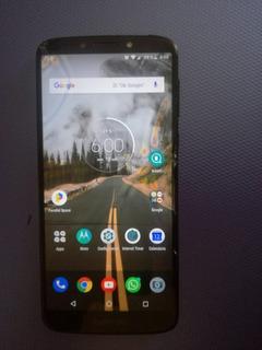 Motorola Moto E E5 Plus 16 Gb Negro 2 Gb Ram Estrellado