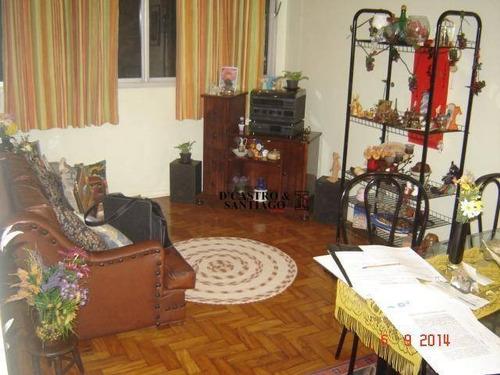 Imagem 1 de 10 de Apartamento 60m² Residencial À Venda, Mooca, São Paulo - Ap0006. - Ap0006