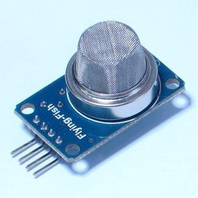 Módulo Sensor Mq-2 De Gases Inflamáveis E Fumaça